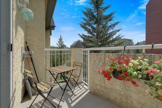 Photo 20: 406 10208 120 Street in Edmonton: Zone 12 Condo for sale : MLS®# E4255469