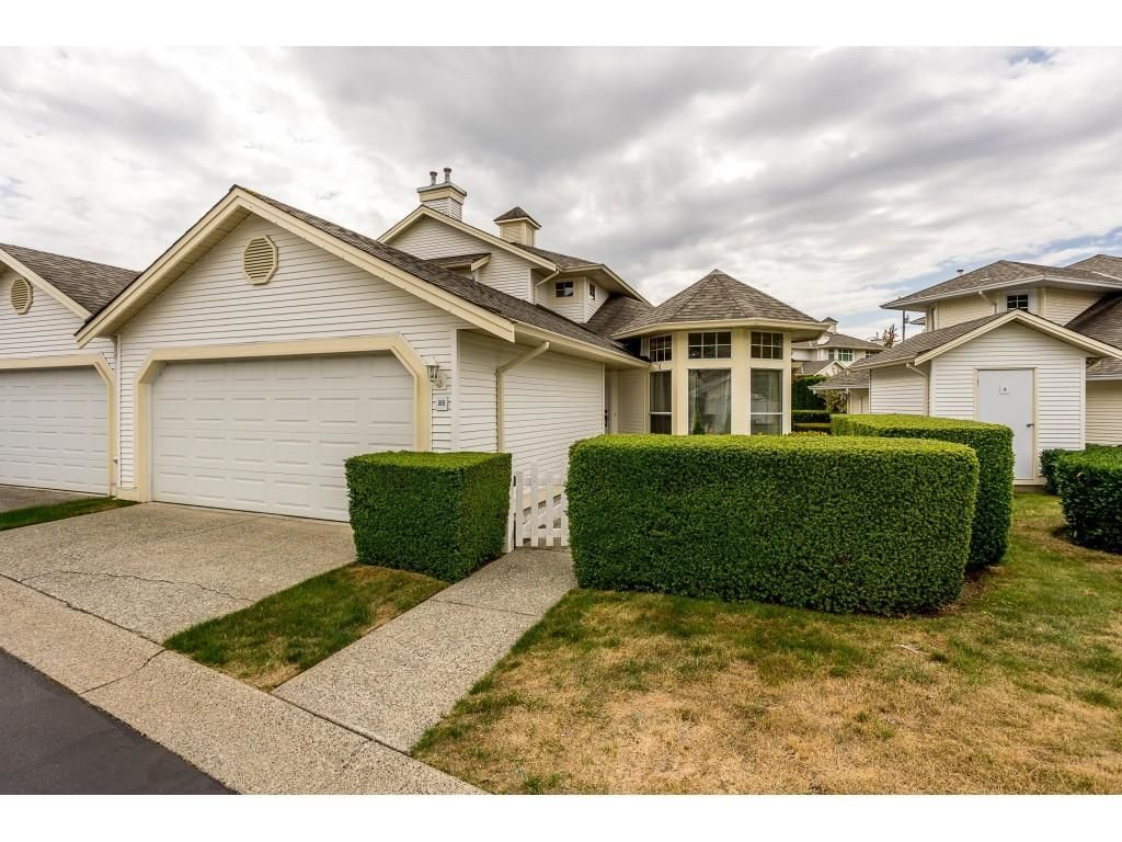 """Main Photo: 85 9208 208 Street in Langley: Walnut Grove Townhouse for sale in """"Churchill Park"""" : MLS®# R2611398"""