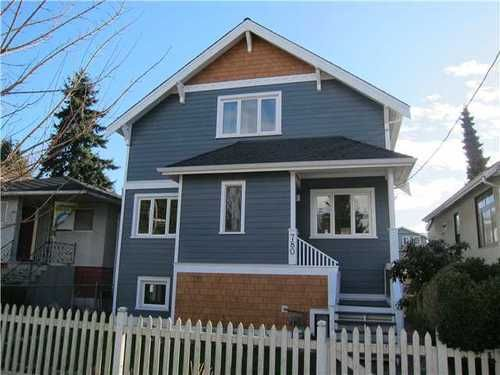 Main Photo: 780 30TH Ave E in Vancouver East: Fraser VE Home for sale ()  : MLS®# V935410