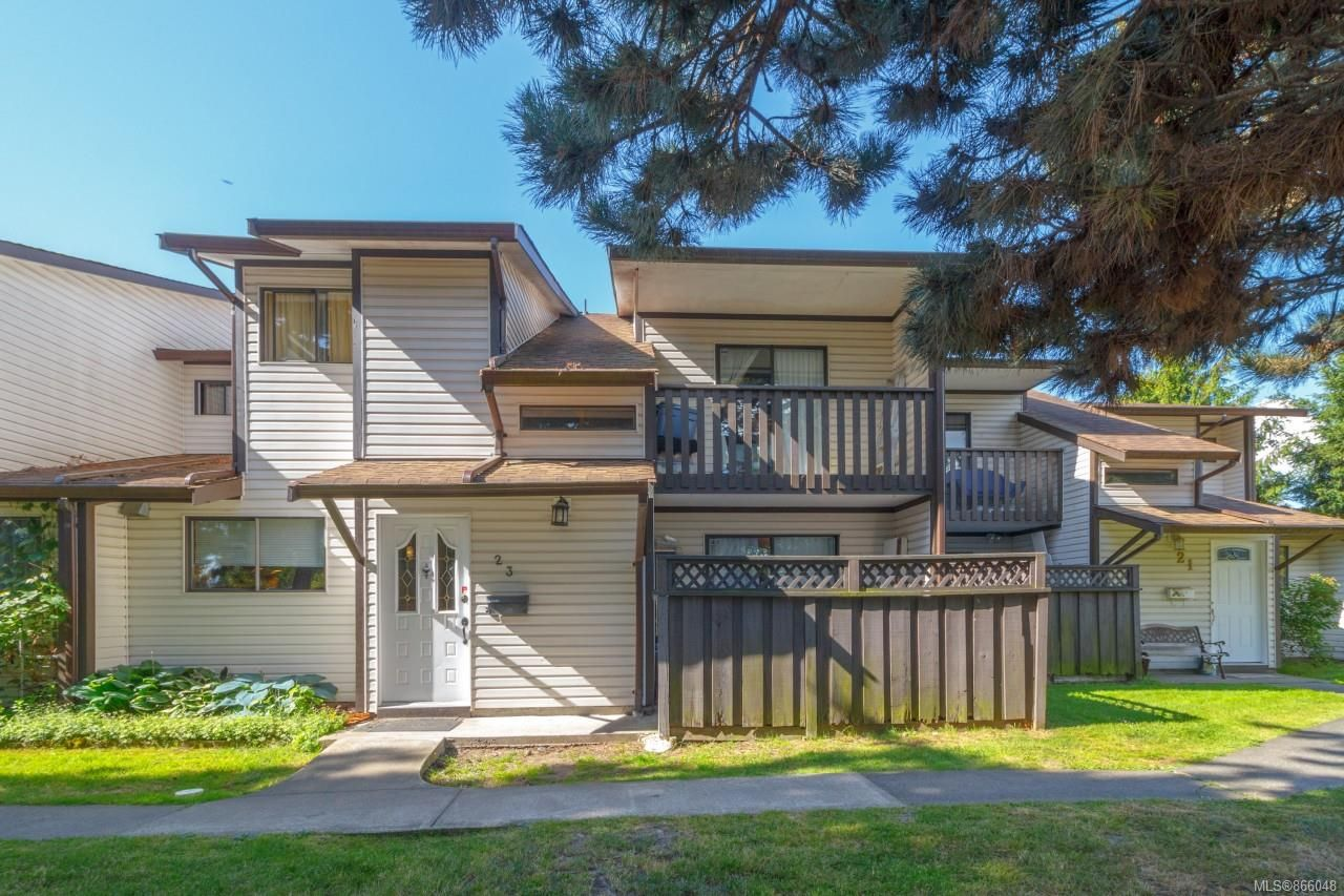Main Photo: 23 1506 Admirals Rd in : VR Glentana Row/Townhouse for sale (View Royal)  : MLS®# 866048