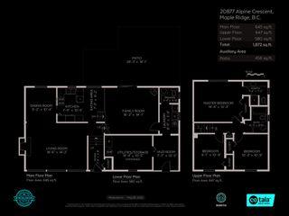 Photo 34: 20877 ALPINE Crescent in Maple Ridge: Northwest Maple Ridge House for sale : MLS®# R2454565