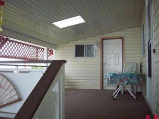 """Photo 9: # 98 6035 VEDDER RD in Sardis: Sardis East Vedder Rd House for sale in """"SELOMAS MOBILE HOME PARK"""" : MLS®# H1102252"""