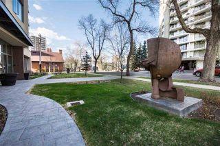 Photo 43: 904 10046 117 Street NW in Edmonton: Zone 12 Condo for sale : MLS®# E4232080