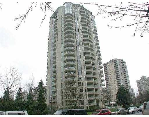 """Main Photo: 501 6188 PATTERSON AV in Burnaby: Metrotown Condo for sale in """"WIMBLETON CLUB"""" (Burnaby South)  : MLS®# V594873"""