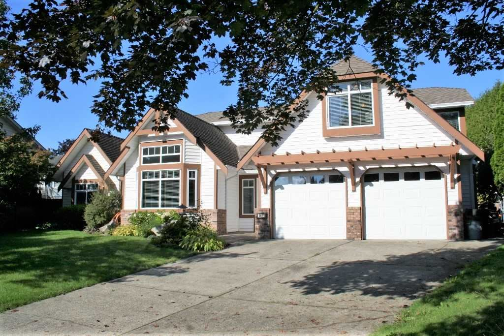 Main Photo: 3671 FIFE PLACE in Abbostford: Central Abbotsford House for sale (Abbotsford)  : MLS®# R2342060