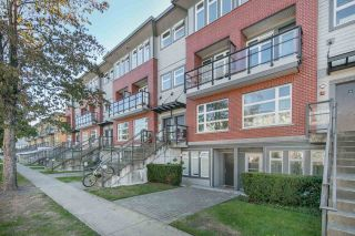 """Photo 1: 102 5632 KINGS Road in Vancouver: University VW Townhouse for sale in """"POLLOCK"""" (Vancouver West)  : MLS®# R2109342"""