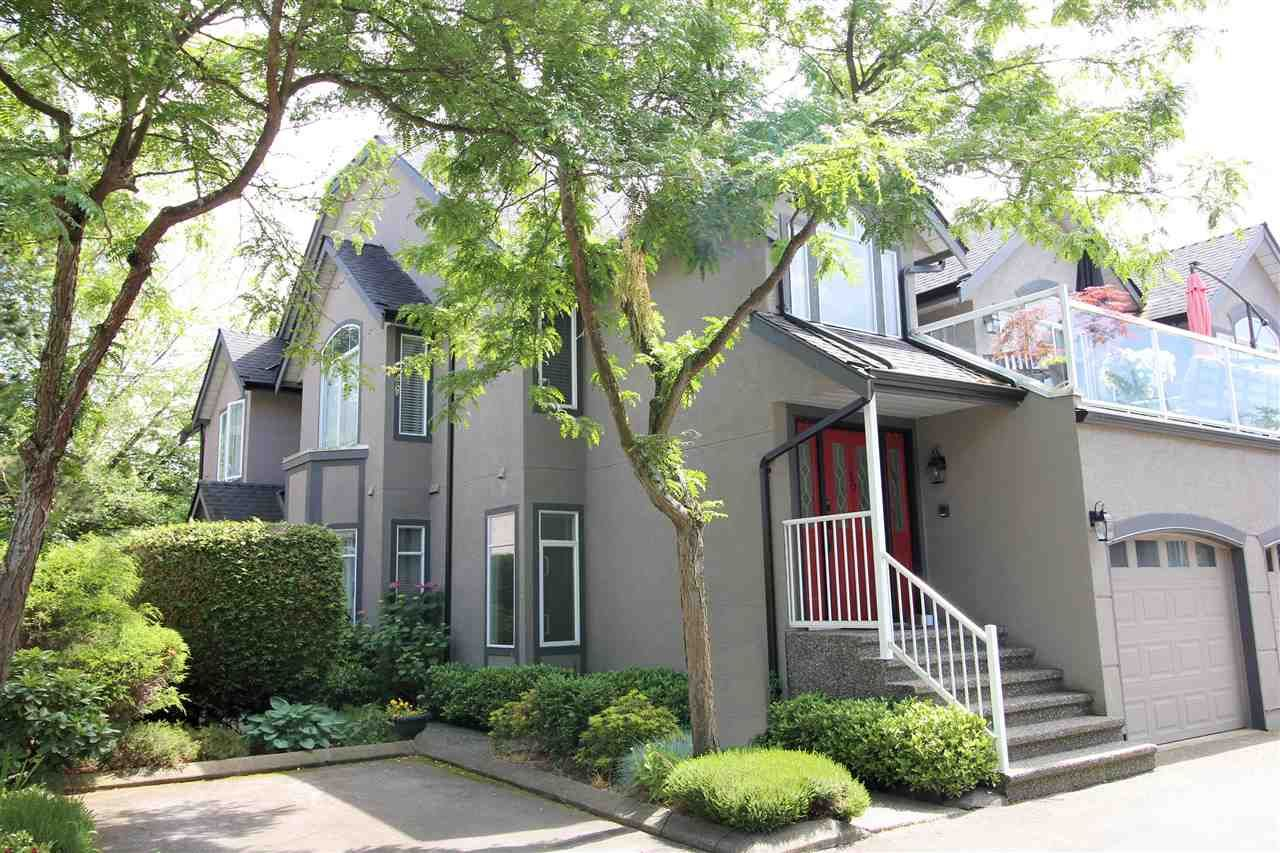 """Main Photo: 19 4740 221 Street in Langley: Murrayville Townhouse for sale in """"Eaglecrest"""" : MLS®# R2383487"""