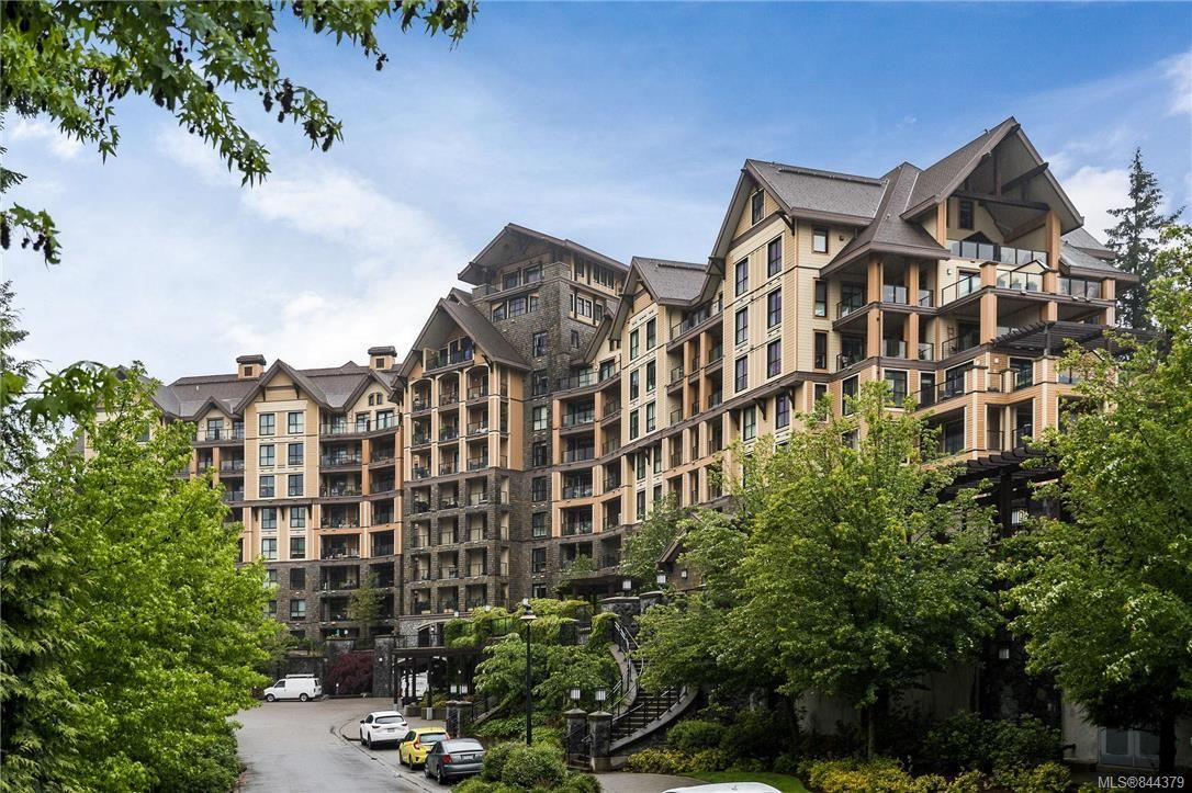 Main Photo: 412 1400 Lynburne Pl in Langford: La Bear Mountain Condo for sale : MLS®# 844379