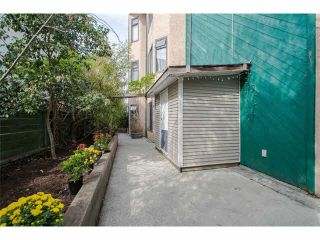"""Photo 17: 101 2224 ETON Street in Vancouver: Hastings Condo for sale in """"ETON PLACE"""" (Vancouver East)  : MLS®# V1141176"""