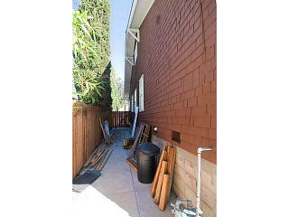 Photo 21: NORTH PARK House for sale : 2 bedrooms : 2639 University Avenue in San Diego