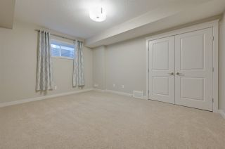 Photo 28: 6 7115 Armour Link in Edmonton: Zone 56 House Half Duplex for sale : MLS®# E4219991