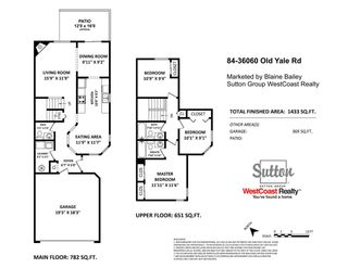 """Photo 20: 84 36060 OLD YALE Road in Abbotsford: Abbotsford East Townhouse for sale in """"Mountainview Village"""" : MLS®# R2368881"""