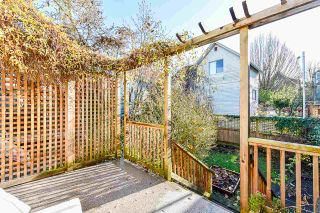 Photo 30: 1932 E PENDER STREET in Vancouver: Hastings House for sale (Vancouver East)  : MLS®# R2521417