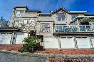 Photo 1: 59 323 GOVERNORS Court in New Westminster: Fraserview NW Townhouse for sale : MLS®# R2252991