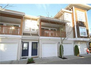 """Photo 1: 23 7088 LYNNWOOD Drive in Richmond: Granville Townhouse for sale in """"LAUREL WOODS"""" : MLS®# V997701"""