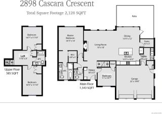 Photo 8: 2898 Cascara Cres in COURTENAY: CV Courtenay East House for sale (Comox Valley)  : MLS®# 832328