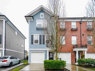 Photo 3: 30 19572 FRASER WAY in Pitt Meadows: South Meadows Townhouse for sale : MLS®# R2540843