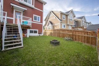 Photo 34: 60 Sunset Road: Cochrane Row/Townhouse for sale : MLS®# A1128537