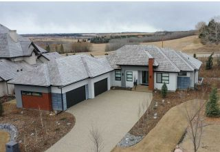 Main Photo: 57 Pinnacle View: Rural Sturgeon County House for sale : MLS®# E4236211