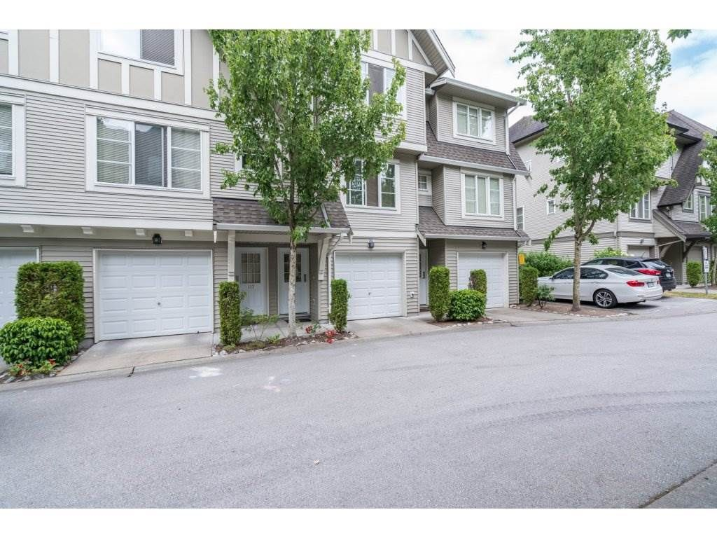 """Main Photo: 116 15175 62A Avenue in Surrey: Sullivan Station Townhouse for sale in """"Brooklands"""" : MLS®# R2189769"""
