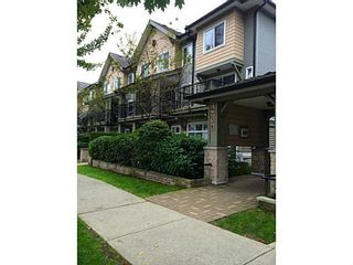 """Photo 1: 114 4238 ALBERT Street in Burnaby: Vancouver Heights Townhouse for sale in """"VILLAGIO ON THE HEIGHTS"""" (Burnaby North)  : MLS®# V1089614"""
