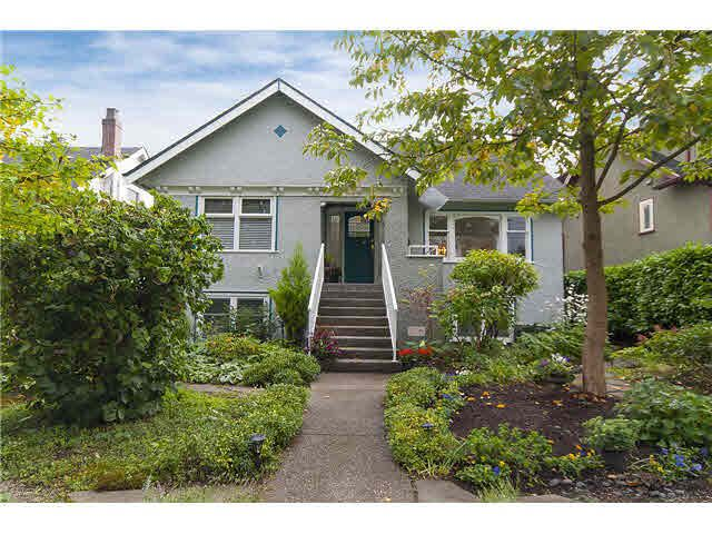 Main Photo: 3582 W 24TH Avenue in Vancouver: Dunbar House for sale (Vancouver West)  : MLS®# V1143451
