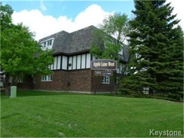 Main Photo: 85 Apple Lane in WINNIPEG: Westwood / Crestview Condominium for sale (West Winnipeg)  : MLS®# 1408067