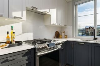 Photo 8: 8 620 SALTER STREET in New Westminster: Queensborough Townhouse for sale : MLS®# R2232421