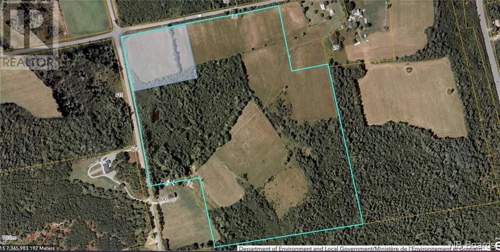 Main Photo: - Board Road in Leverville: Vacant Land for sale : MLS®# NB064229