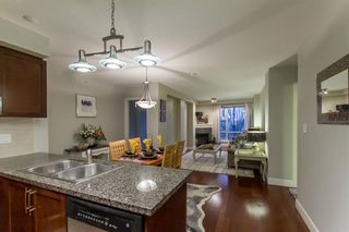 """Photo 2: 212 3811 HASTINGS Street in Burnaby: Vancouver Heights Condo for sale in """"MONDEO"""" (Burnaby North)  : MLS®# R2329152"""
