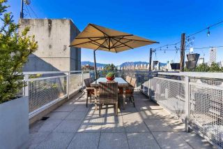 """Photo 32: 513 1540 W 2ND Avenue in Vancouver: False Creek Condo for sale in """"THE WATERFALL BUILDING"""" (Vancouver West)  : MLS®# R2624820"""