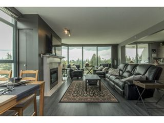 """Photo 4: 803 32330 S FRASER Way in Abbotsford: Abbotsford West Condo for sale in """"Town Centre Tower"""" : MLS®# R2163244"""
