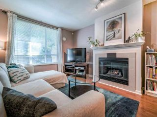 """Photo 1: 63 6588 SOUTHOAKS Crescent in Burnaby: Highgate Townhouse for sale in """"Tudor Grove"""" (Burnaby South)  : MLS®# R2501308"""