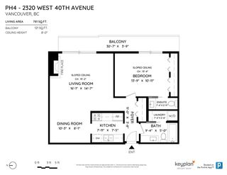 """Photo 18: PH4 2320 W 40TH Avenue in Vancouver: Kerrisdale Condo for sale in """"Manor Gardens"""" (Vancouver West)  : MLS®# R2591947"""
