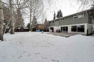 Photo 48: 192 QUESNELL Crescent in Edmonton: Zone 22 House for sale : MLS®# E4230395