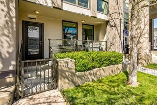 Photo 3: 1106 12 Avenue SW in Calgary: Beltline Row/Townhouse for sale : MLS®# A1111389