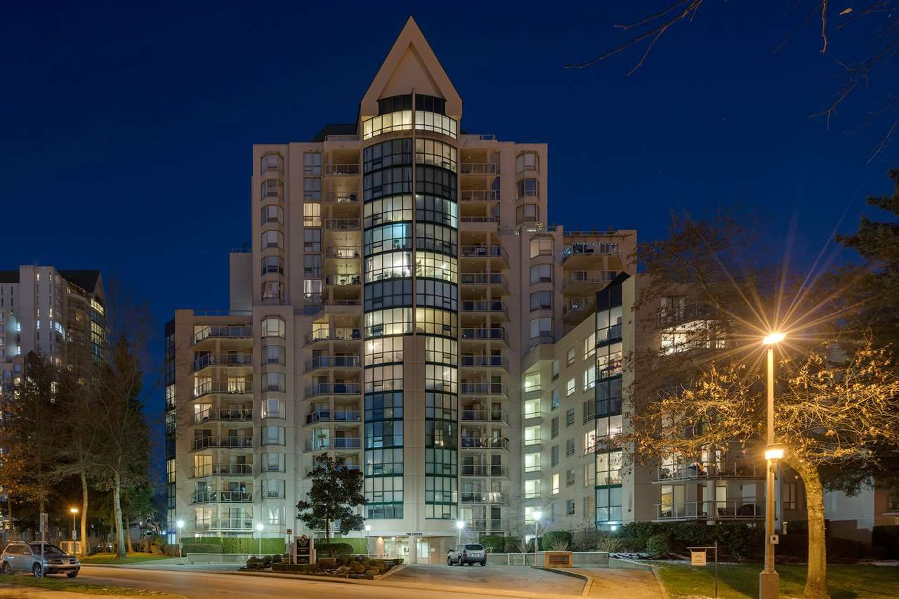 """Main Photo: 1002 1189 EASTWOOD Street in Coquitlam: North Coquitlam Condo for sale in """"THE CARTIER"""" : MLS®# R2339063"""