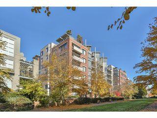 Photo 1: 606 2228 Marstrand Avenue in Solo: Home for sale : MLS®# V1033205