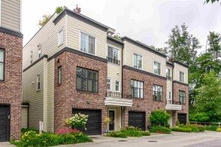 """Photo 1: 4 15588 32 Avenue in Surrey: Morgan Creek Townhouse for sale in """"The Woods"""" (South Surrey White Rock)  : MLS®# R2470306"""