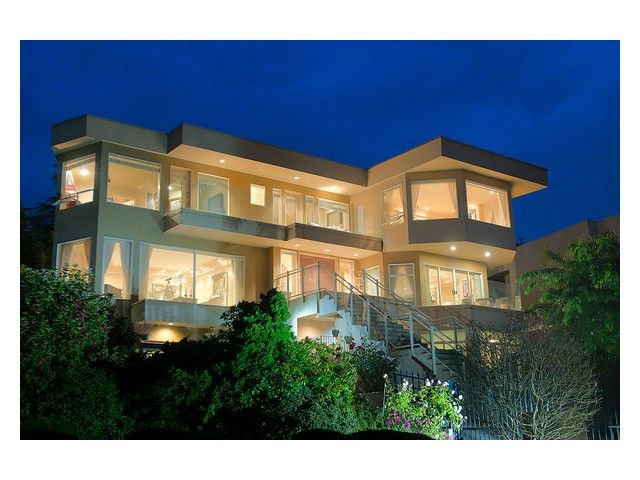 Main Photo: 1455 BRAMWELL in West Vancouver: Chartwell House for sale : MLS®# V1074767