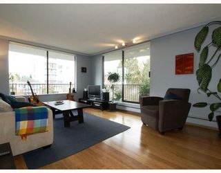 """Photo 4: 303 540 LONSDALE Avenue in North_Vancouver: Lower Lonsdale Condo for sale in """"Grosvenor Place"""" (North Vancouver)  : MLS®# V757552"""