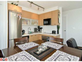 "Photo 6: 1810 10777 UNIVERSITY Drive in Surrey: Whalley Condo for sale in ""CITY POINT"" (North Surrey)  : MLS®# F1216644"