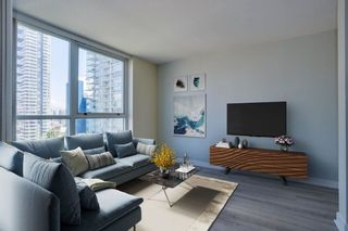 """Photo 9: 1907 1495 RICHARDS Street in Vancouver: Yaletown Condo for sale in """"Azzura Two"""" (Vancouver West)  : MLS®# R2580924"""