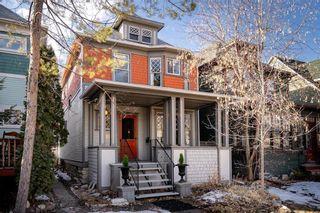 Photo 1: 104 Lenore Street in Winnipeg: Wolseley Residential for sale (5B)  : MLS®# 202103918