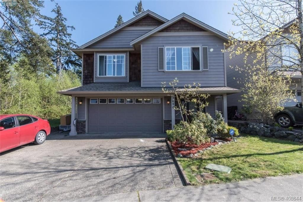 Main Photo: 3690 Wild Berry Bend in VICTORIA: La Happy Valley House for sale (Langford)  : MLS®# 812122