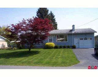 Photo 1: 2886 VICTORIA Street in Abbotsford: Abbotsford West House for sale : MLS®# F2712507