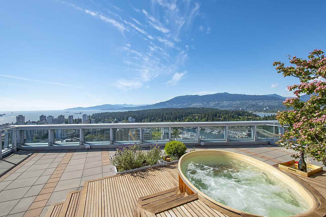 """Main Photo: 3601 1499 W PENDER Street in Vancouver: Coal Harbour Condo for sale in """"WEST PENDER PLACE"""" (Vancouver West)  : MLS®# R2610217"""
