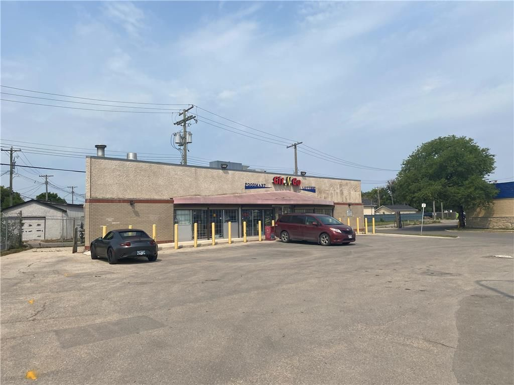 Main Photo: 42 Keewatin Street in Winnipeg: Industrial / Commercial / Investment for sale (5D)  : MLS®# 202119677