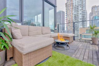 """Photo 5: 1302 1325 ROLSTON Street in Vancouver: Yaletown Condo for sale in """"The Rolston"""" (Vancouver West)  : MLS®# R2574572"""