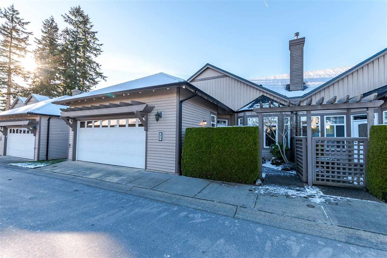 "Main Photo: 75 14909 32 Avenue in Surrey: King George Corridor Townhouse for sale in ""Ponderosa"" (South Surrey White Rock)  : MLS®# R2127199"